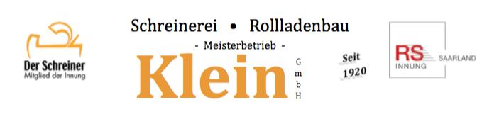 Schreinerei Klein GmbH